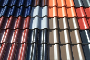 colour steel roofing Wellington