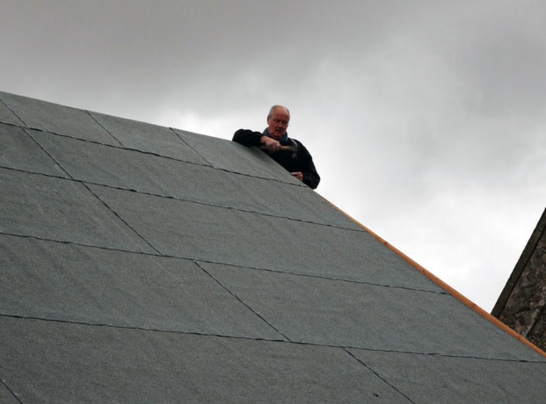 roofing companies wellington